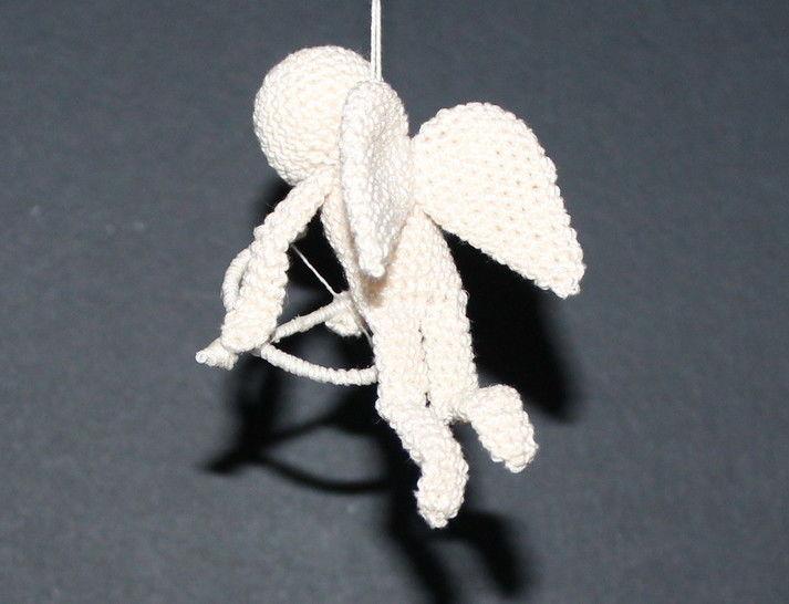 crochet pattern angel amor bei Makerist - Bild 1
