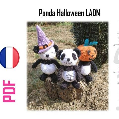 Tutoriel mini-panda halloween PDF LADM