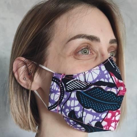 "Masque barrière ""Ninja"""