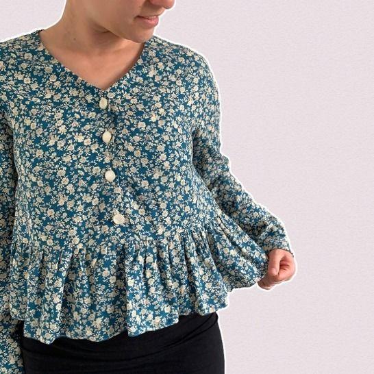 LOTTE Shirt Add-On Herbst/Winter  bei Makerist - Bild 1
