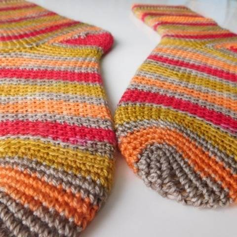 Dobby - crochet socks
