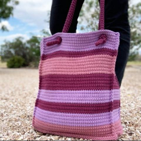 Starboard Tote at Makerist