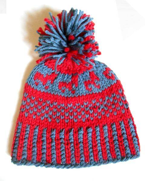 Bonnet Pepito-Barnabe - explications tricot chez Makerist
