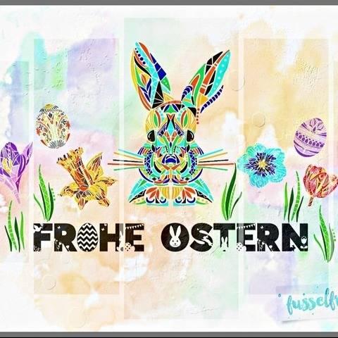 Plotterdatei Frühlings & Ostern Designs 2020 Fusselfreies