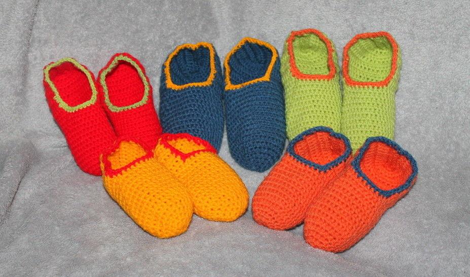 colorful hous socks us size 7,5 - 13, uk size 8- 12 bei Makerist - Bild 1