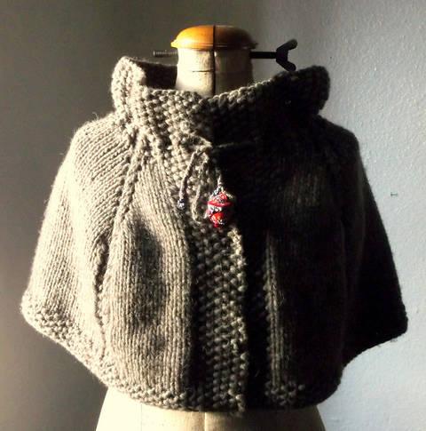 Capeline Oslo taille unique - tricot