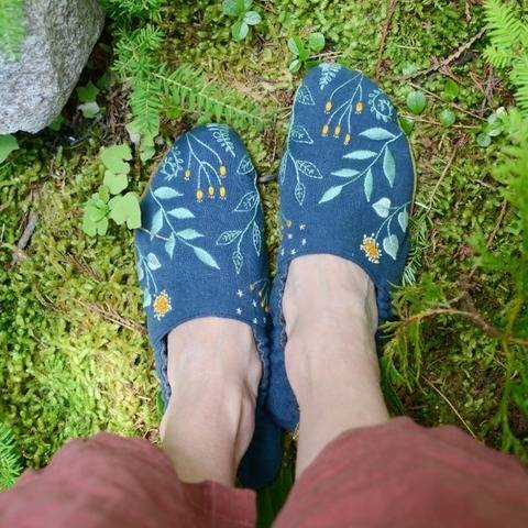 Wayfarer Shoes - Adult - PDF Pattern