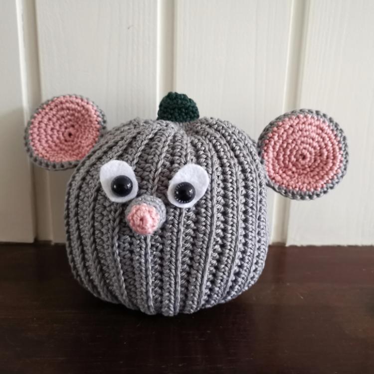 Pumpkin Pals Mouse