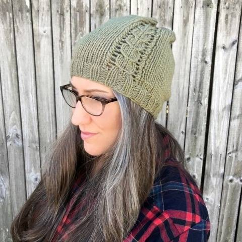 Jefferson Beanie Knit Pattern