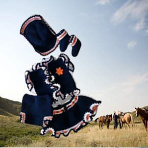 Denver Broncos Cowgirl Outfit