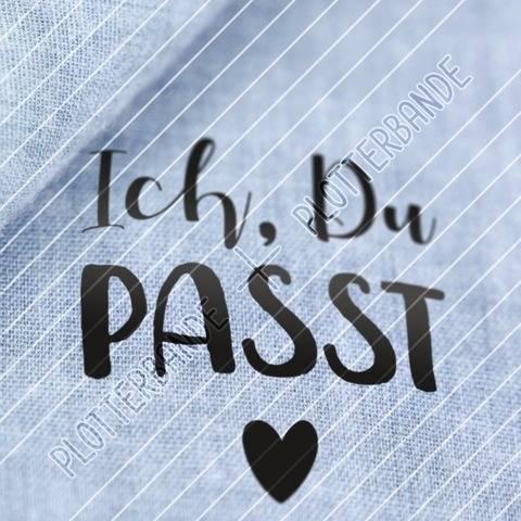 Ich-Du-Passt – Liebe/Paar