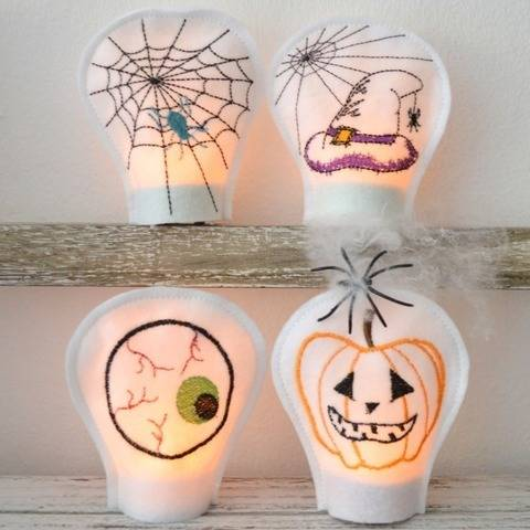 ITH LED Cover Halloween