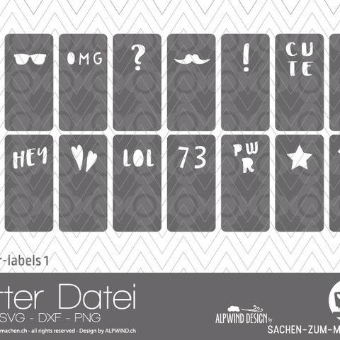 """Plotter-Datei """"fold-over-labels"""" #1"""