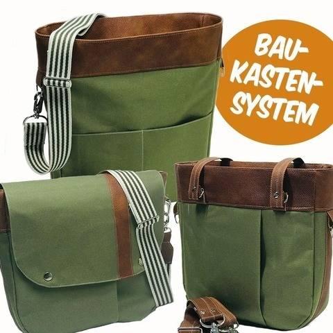 Nalu Baukasten für Handtaschen