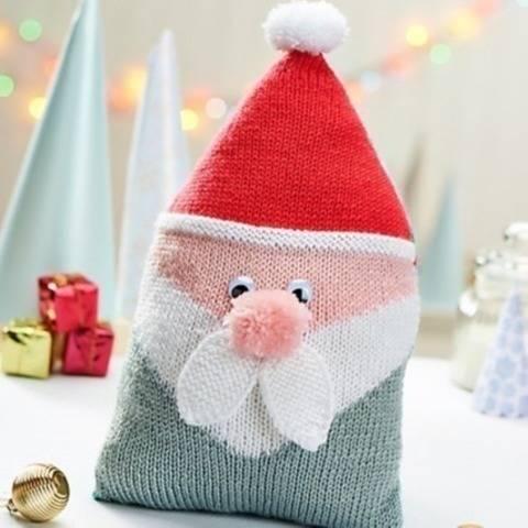 Santa Cushion at Makerist