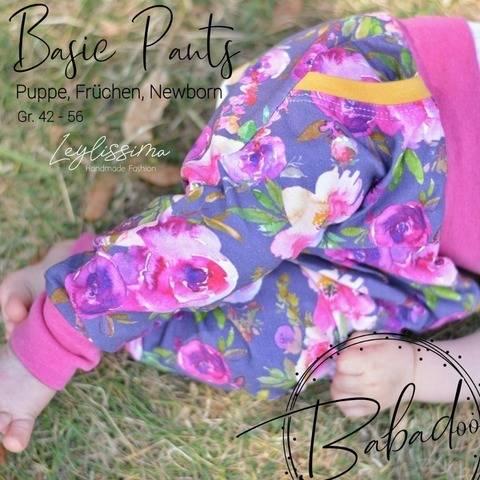 Basic Pants Größe 42 - 50