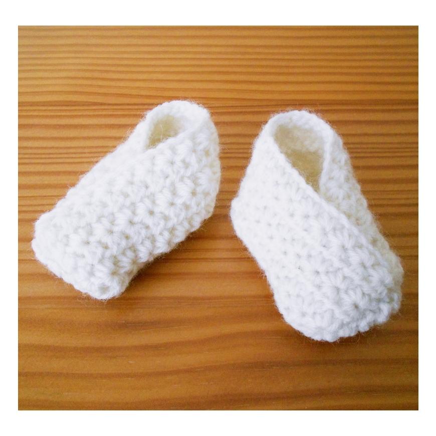 Chaussons Japonais au crochet