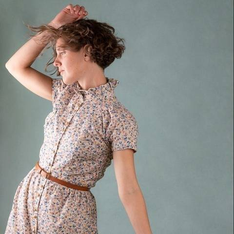 Expansion pack: Jolene shirt and shirtdress size 32 to 46