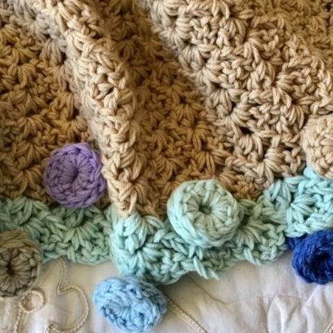 Magical Land Baby Blanket