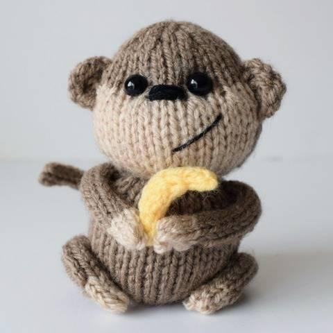 Micky the Monkey at Makerist