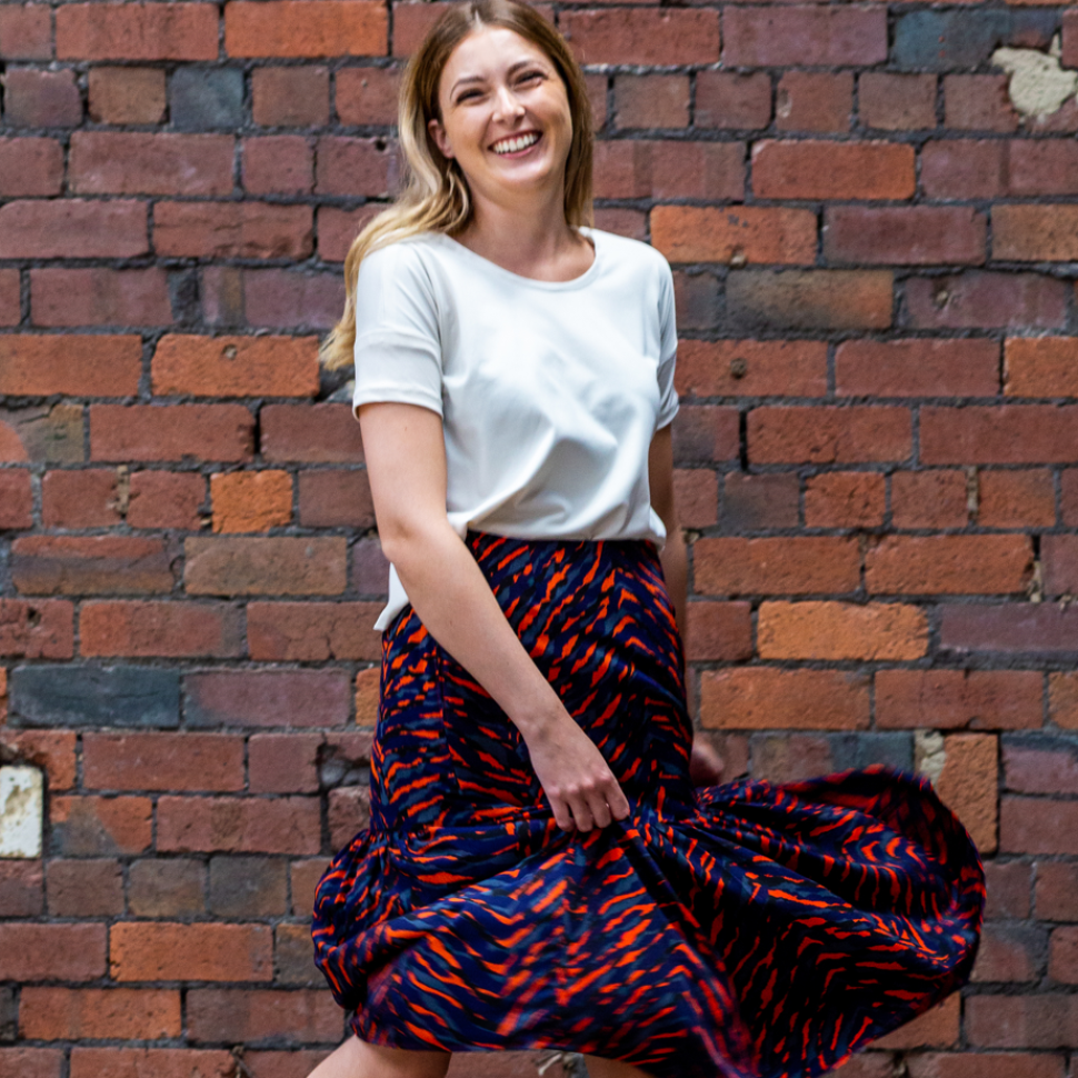 The Florence Skirt Sewing Pattern