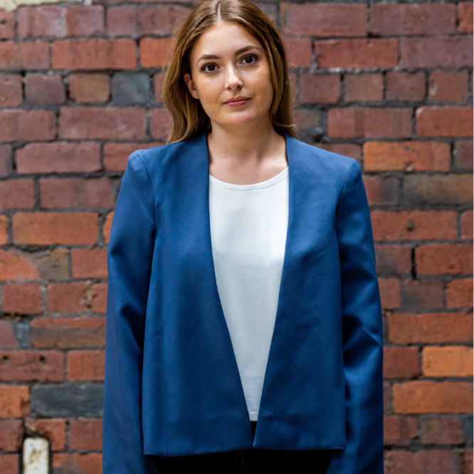 The Florence Jacket Sewing Pattern