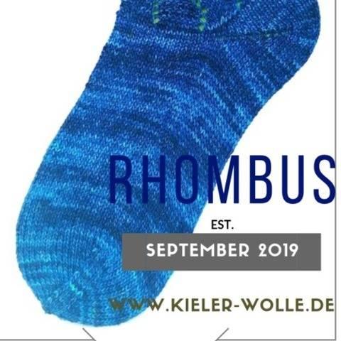 "Socken ""Rhombus"""