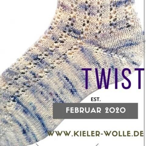 """Socken """"Twist"""""""