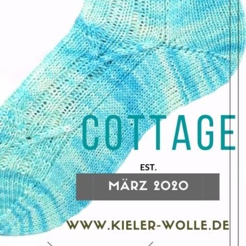 "Socken ""Cottage"""