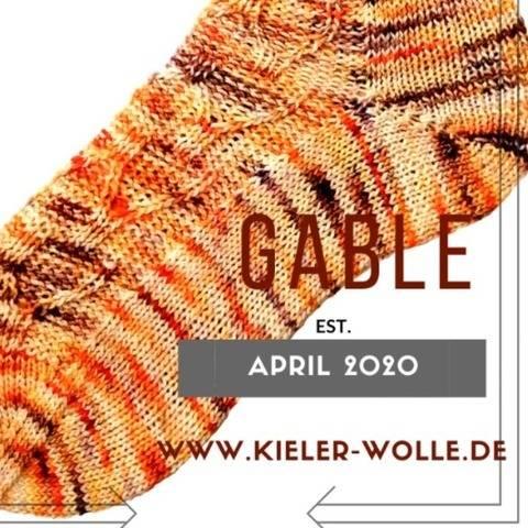 """Socken """"Gable"""""""