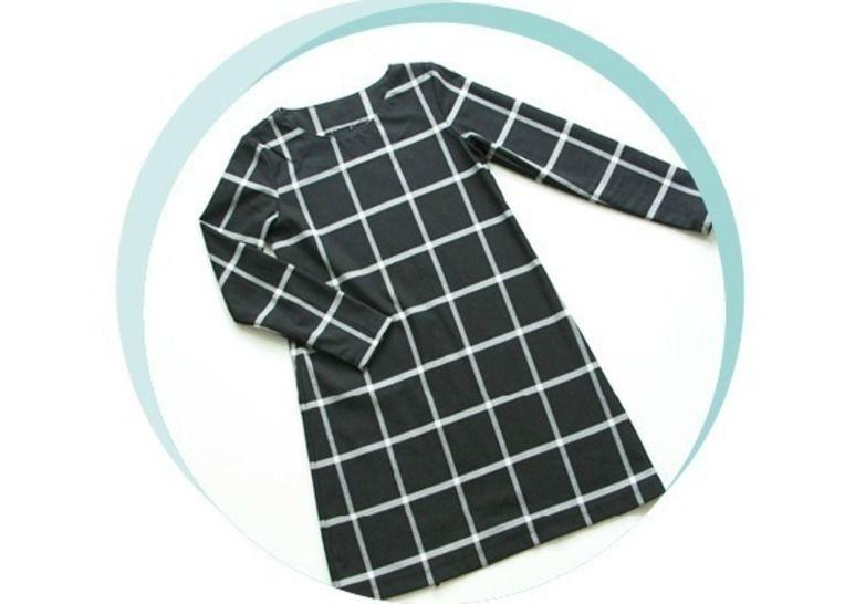 A-Linien-Kleid MISS LONDON mit Nähanleitung und Schnitt bei Makerist - Bild 1