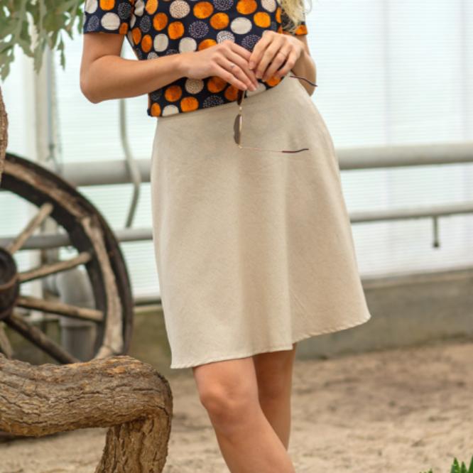 Jupe FANNY Patron de Couture + Tutoriel