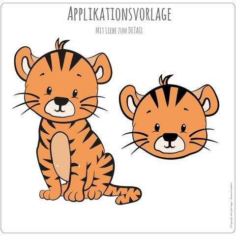 NEU: Applikationsvorlage Tiger Mailo
