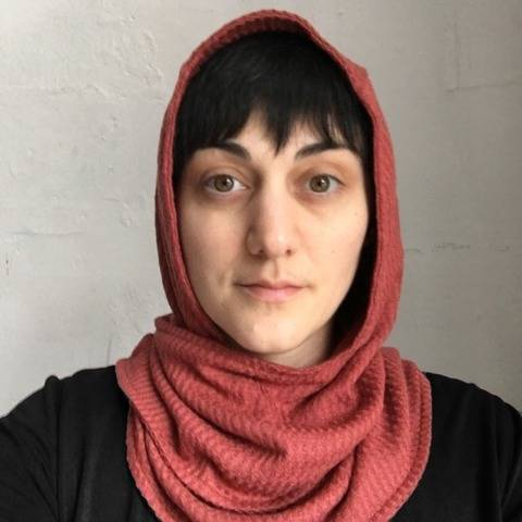 Hooded Infinity Scarf - Adult