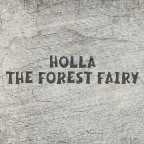 *Holla the forest fairy* Plotterdatei