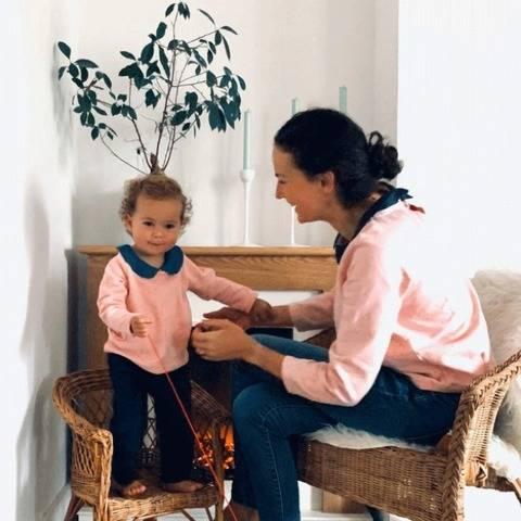 Pattern- Niki Sweater  for Kid (En)
