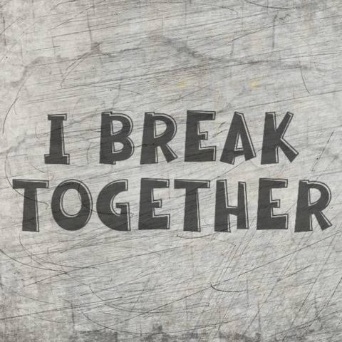 *I break together* Plotterdatei