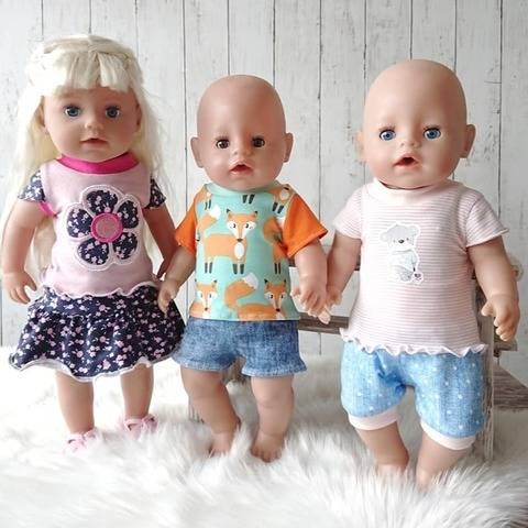 *Dress up your Baby Doll* Vol. 6