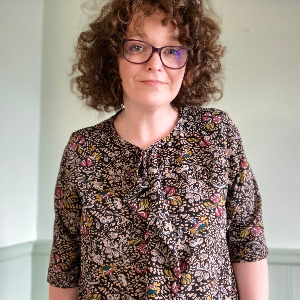 The Vienne Blouse Sewing Pattern