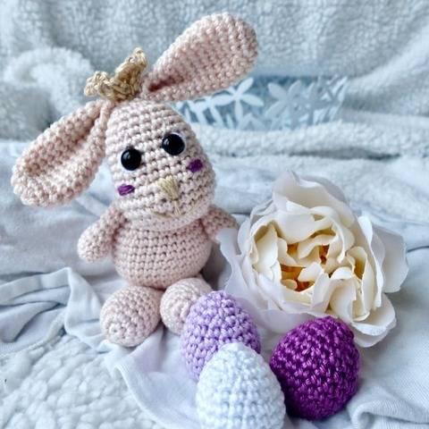 Sweet little Easter bunny