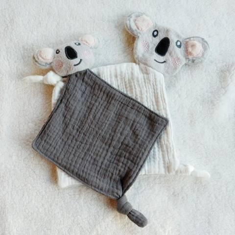 ITH Doudou lange koala - Fichier de broderie 13x18