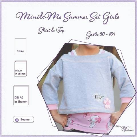 BEAMER/A0 Mini&Me Summer Set Girl