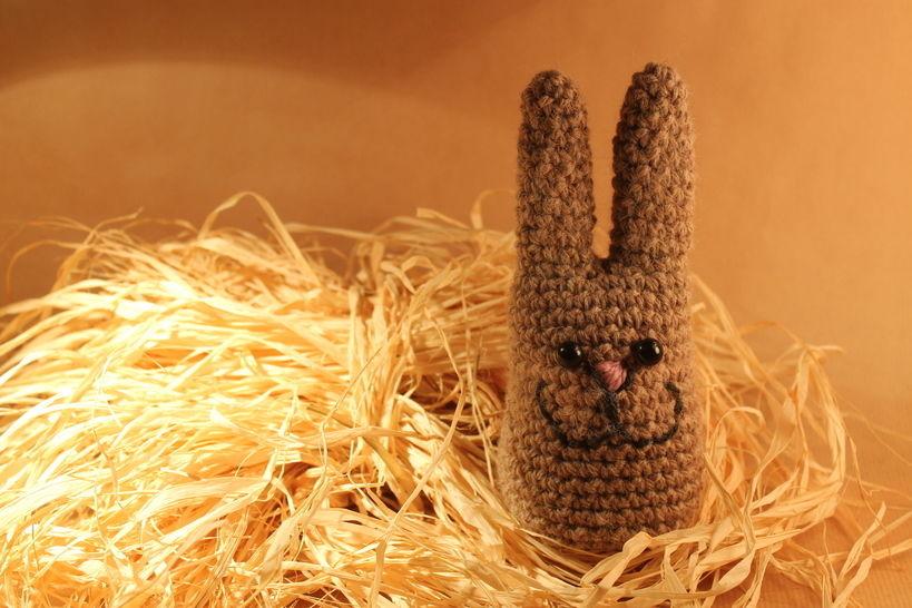 """Häkelanleitung """"Kaninchen Cleo"""" bei Makerist - Bild 1"""