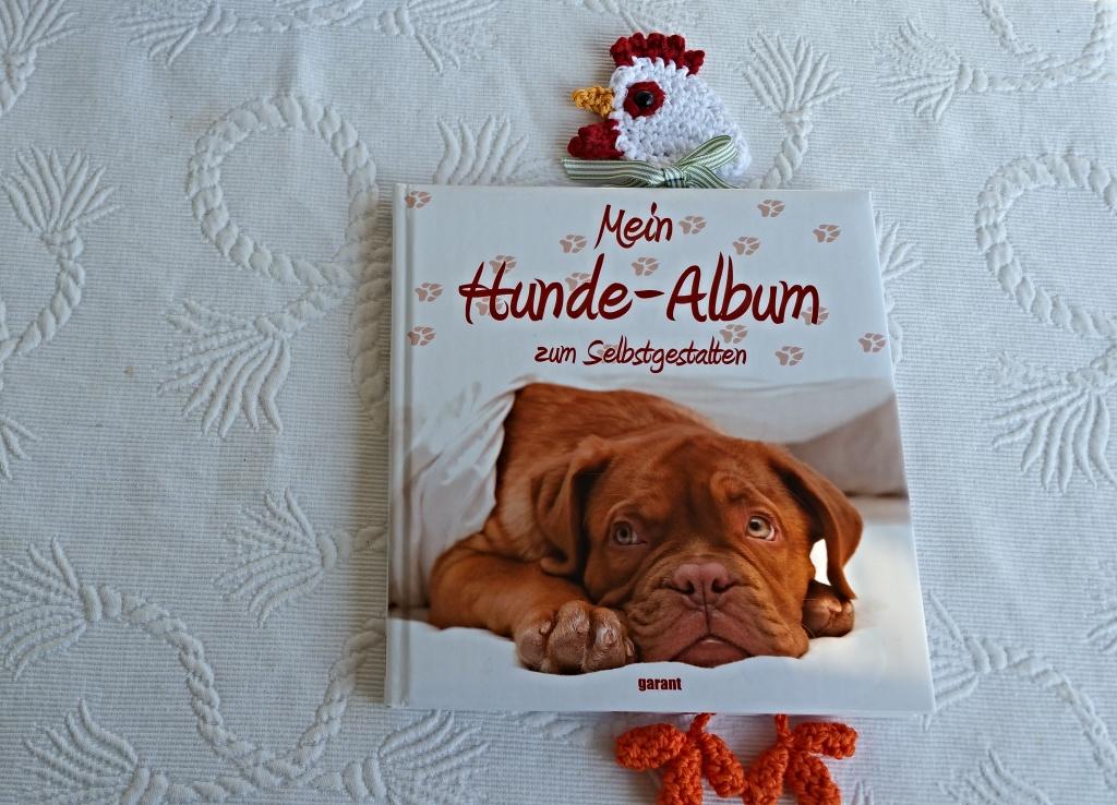 Häkelanleitung Lesezeichen Huhn Book Design No.3