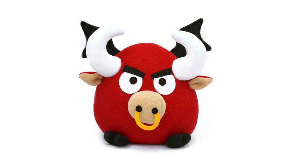 Ronky the bull sewing pattern  at Makerist - Image 1