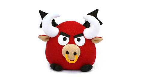 Ronky the bull sewing pattern