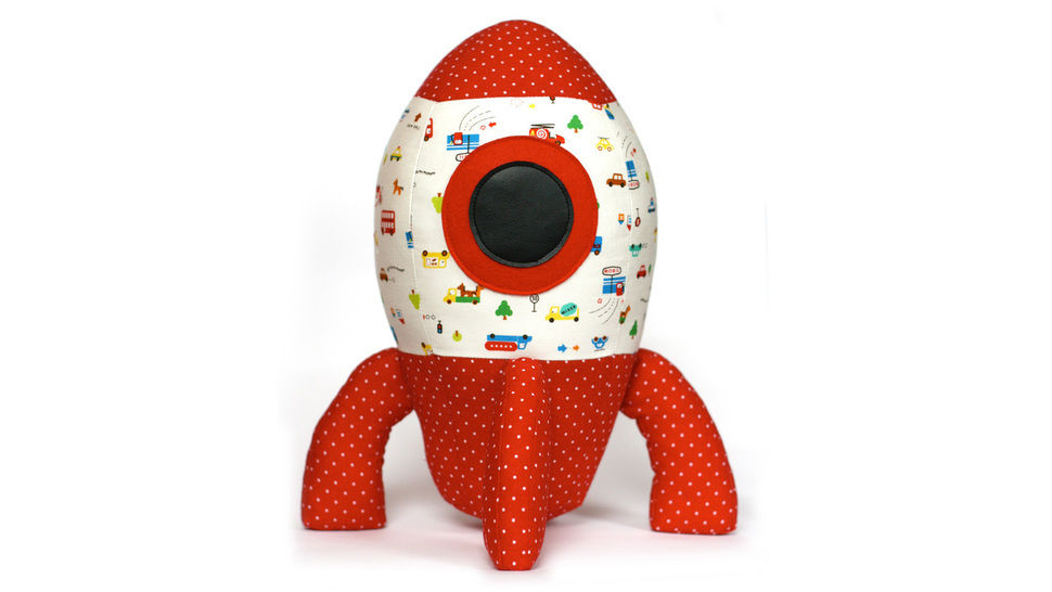 Rocket sewing pattern at Makerist - Image 1