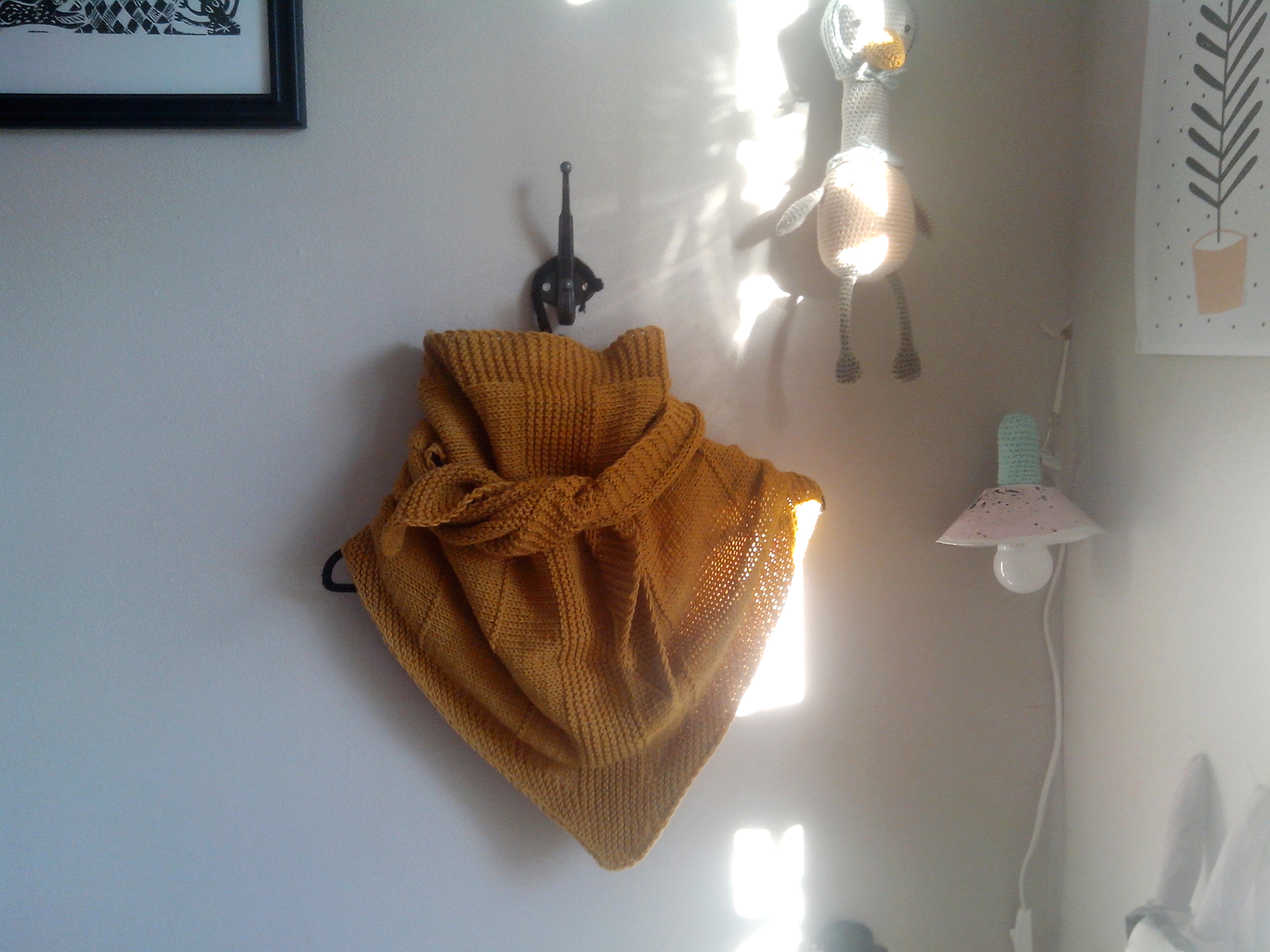 Le simplement rayé - shawl