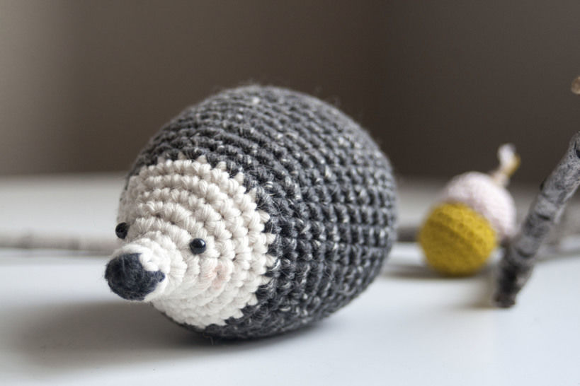 Hedgehog - Detailed Pattern at Makerist - Image 1