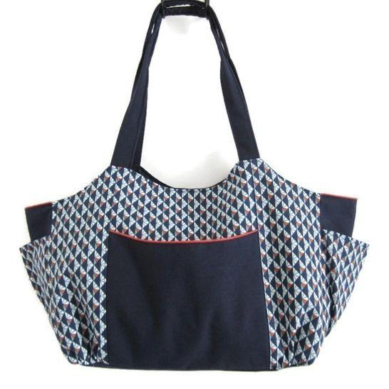 Tutoriel du sac Emma chez Makerist - Image 1